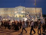 Krv a česť, pokrikovali neonacisti v Aténach