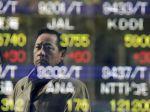 Japonský jen oslabil voči doláru aj euru