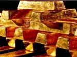 Ceny britskej ropy Brent klesli, zlato naopak zdraželo