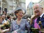 Belgická kráľovská rodina bude musieť platiť dane