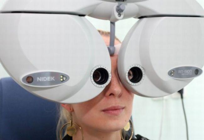 V Klinike očnej prevencie sa nechalo vyšetriť 3307 ľudí