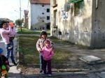 Horelo rómske obydlie, zrejme bolo podpálené úmyselne
