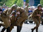 V Nitre sa strielalo v ukážkach bojov z 2. svetovej vojny