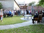 Disidenta Jána Langoša pripomína pamätník v Banskej Bystrici