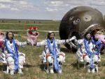 Vesmírna loď Šen-čou 10 sa úspešne vrátila na Zem