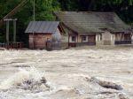 Česko ničia povodne, vláda vyhlásila núdzový stav