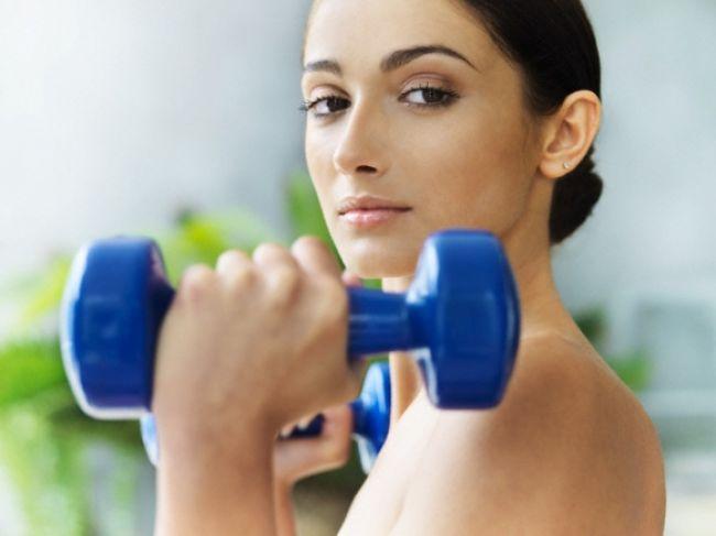 Posilňovanie u žien odbúrava stres, ukázal výskum