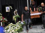 Horolezcovi Antonovi Dobešovi dalo zbohom vyše tisíc ľudí