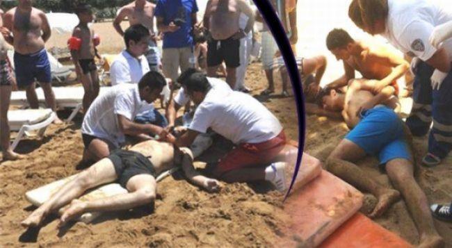 V Turecku sa utopil Slovák, záchranári ho neoživili