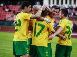 Žilina začína v Európskej lige proti Torpedu Kutaisi