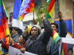 Bolívijskí poslanci navrhnú vyhostiť západných veľvyslancov