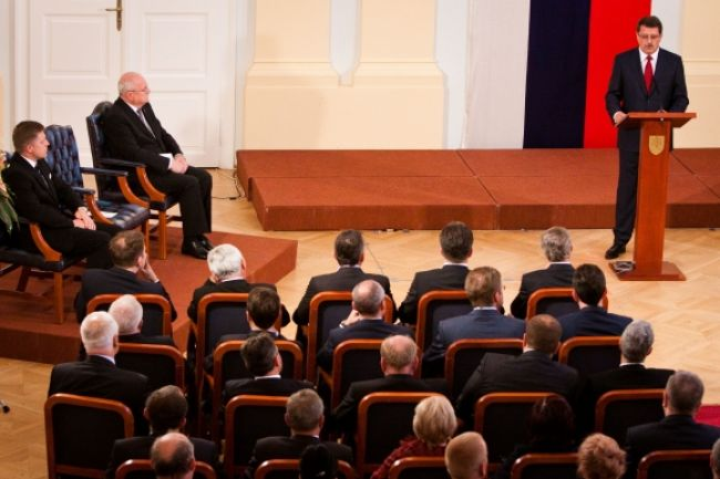 Poslanci si slávnostne pripomenuli príchod Cyrila a Metoda