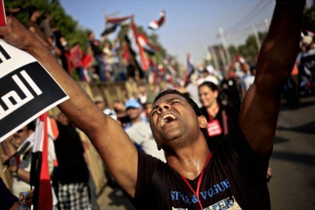 Sýrska vláda považuje zosadenie prezidenta Mursího za úspech