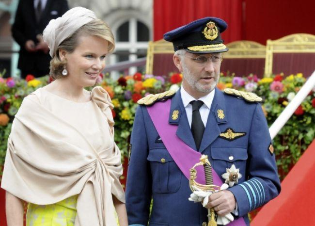 Princ Phillipe už premýšľa nad kráľovskými povinnostiami