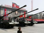 KĽDR a Južná Kórea rokujú, nepriatelia sa bavia o Kchäsongu