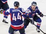 Slovenskí hokejisti začnú na olympiáde proti USA