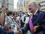 Kráľ Albert II. dostane po abdikácii takmer milión eur ročne