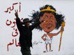 Kaddáfího sídlo bude baviť ľudí, postavia tam zábavný park