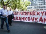Hlina žiada, aby štátny tajomník odstúpil pre nebankovku