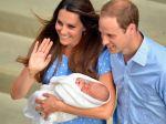 Princ William s manželkou Kate ukázali svetu syna