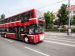 Retro doubledecker bude v Bratislave jazdiť do konca augusta