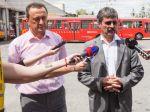 Dopravný podnik zastavil zlé hospodárenie, tvrdí Ftáčnik