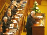 Český parlament bude opäť hlasovať o rozpustení