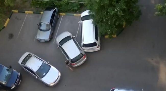Video: Parkovanie - ako to nerobiť