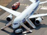 Lietadlo sa pre opitého pasažiera muselo vrátiť na letisko