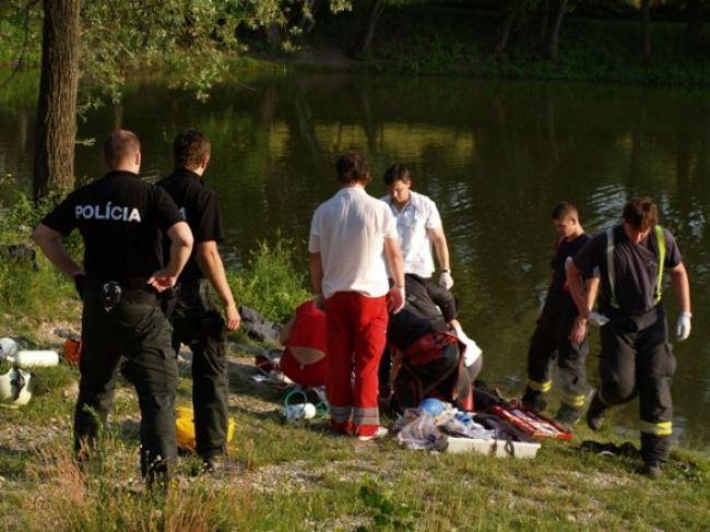 Ďalšia obeť leta, na Draždiaku sa utopil muž († 49)