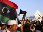 Líbyjská menšina Berberov zaútočila na parlament