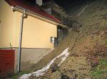 Slovensko ohrozujú zosuvy pôdy, envirorezort vyčlení milióny