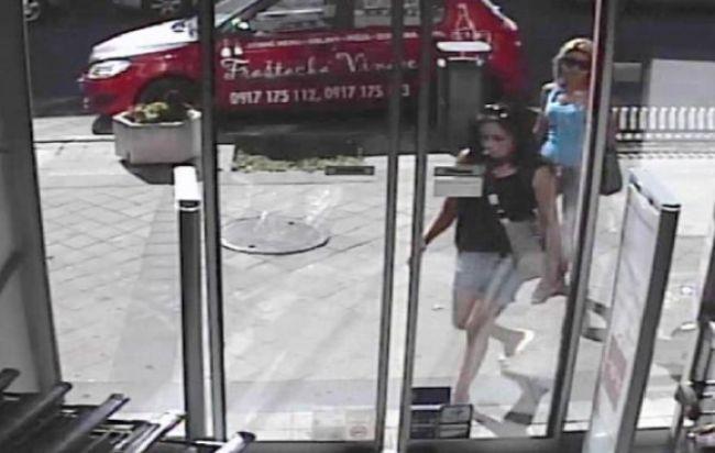 Objasňujú krádež v drogérii, hľadajú dve mladé ženy