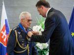 Slovenský veterán bojoval proti nacizmu, dostal vyznamenanie