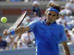 Päťnásobný šampión Federer ľahko postúpil do 2. kola US Open