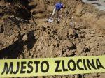 Holanďania sú zodpovední za smrť rodiny v Srebrenici
