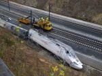 Rušňovodič španielskeho vlaku hlásil, že zákruta je neľudská