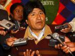 Pápež je mojím bratom, uviedol socialistický líder Bolívie