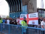 V Londýne to vrelo, v putách skončilo 150 demonštrantov