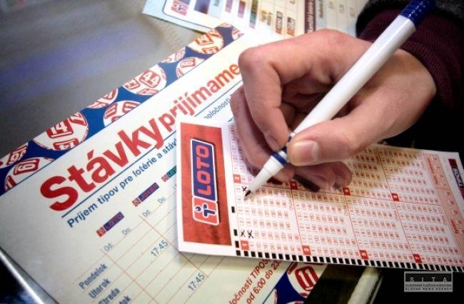 Vsledky rebovania - tipos, nrodn lotriov spolonos