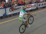 Skvelý Sagan zavŕšil v Kanade hetrik a ukázal víťazné gesto