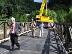 Dažde ich obrali o most, za dočasný musia štátu platiť