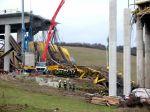 Hľadá sa vinník a príčiny nešťastí na diaľničných stavbách