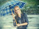Pracovný týždeň sa končí daždivým a oblačným počasím
