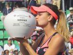 Radwanská zdolala vo finále dvojhry v Soule Pavľučenkovovú