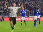 Najlepším výkonom Bayern zrovnal krok s Dortmundom