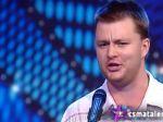 Video: Koktavý chlapík to rozbalil v Talente