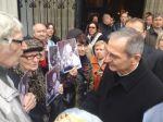 Arcibiskup Zvolenský sa stretol s rodičmi odvolaného Bezáka