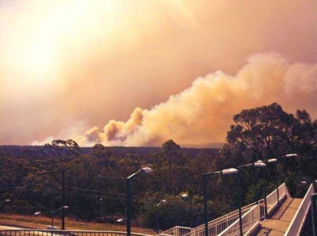 Požiare v Austrálii majú prvú obeť, zničili desiatky domov