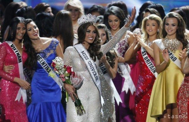 Novou Miss Universe sa stala Venezuelčanka Gabriela Islerová